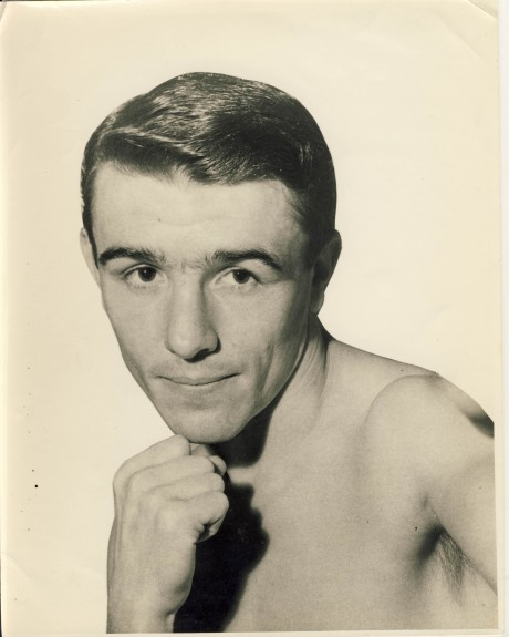 Max Carlos 1957-1960 fought Johnny Van Rensburg