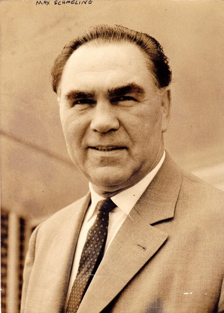 Max Schmeling News photo when he turned 60
