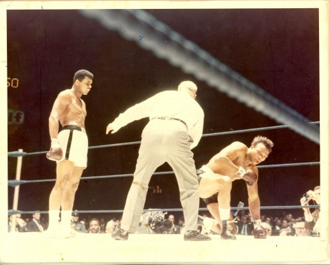 Muhammed Ali vs Cleveland Williams - African Ring