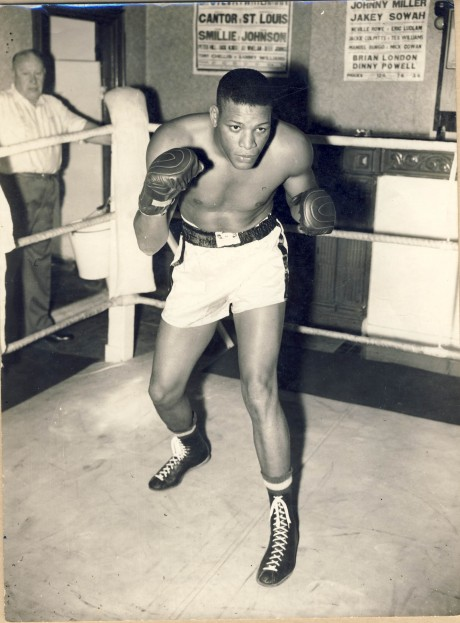 Nino Valdes Cuban Heavyweight (Wire Photo)