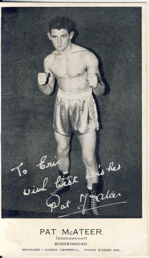 Pat McAteer - African Ring