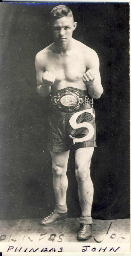 Phineas John 1926-194- 243 fights