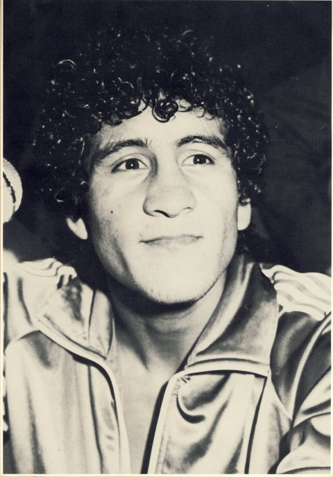 Salvador Sanchez - African Ring
