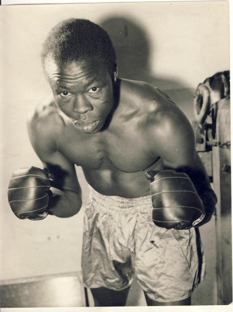 Sam Langford - African Ring