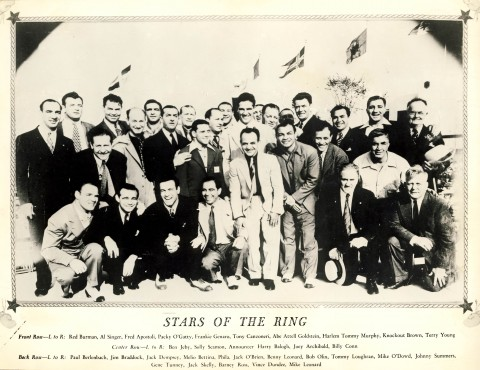 Stars of the ring - African Ring