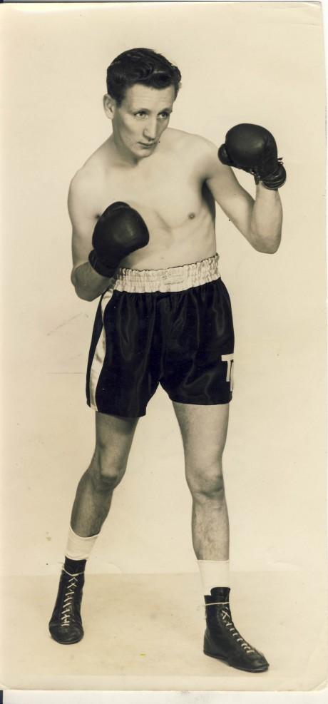 Trevor King 1948-1960 only 1 loss