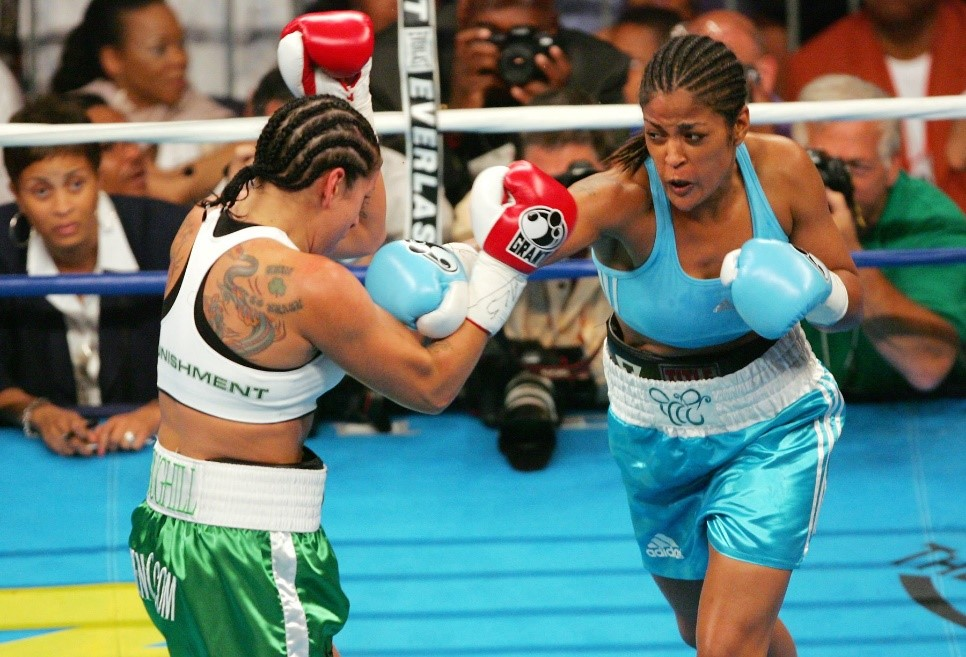 Women in Boxing