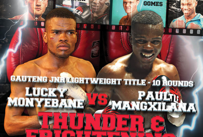 21 OCTOBER 2018 THUNDER & FRIGHTENING EMPERORS PALACE