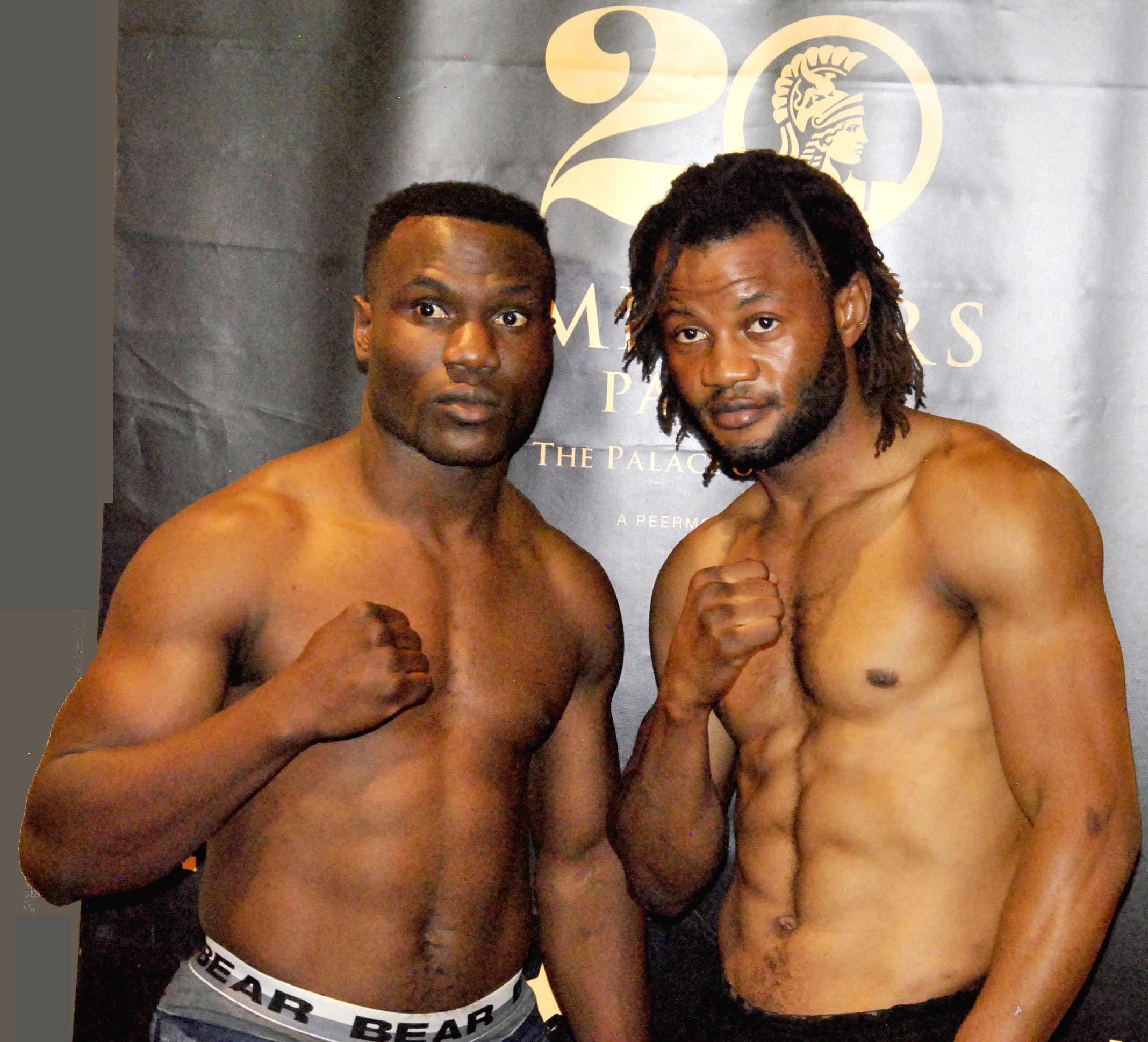 Clement Kamanga vs Marios Matamba 35