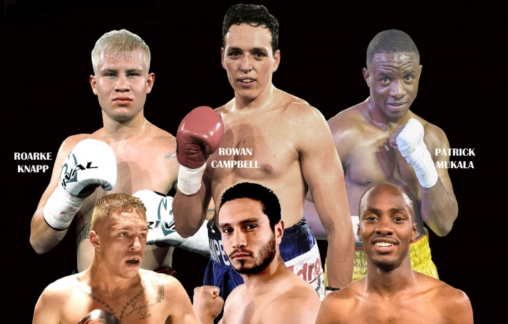 Boxing South Africa - African Ring