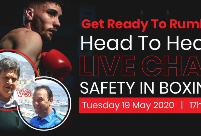Safety In Boxing – Live Chat – Tues 19 May | 17h00