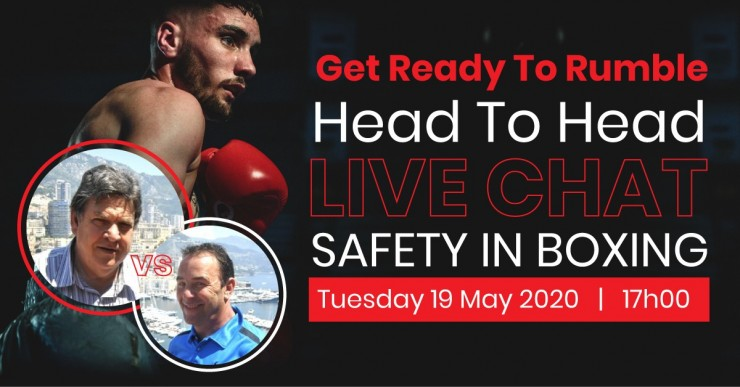Safety In Boxing - Live Chat