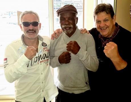 Gary Pretorius Tap Tap and Jeff Ellis