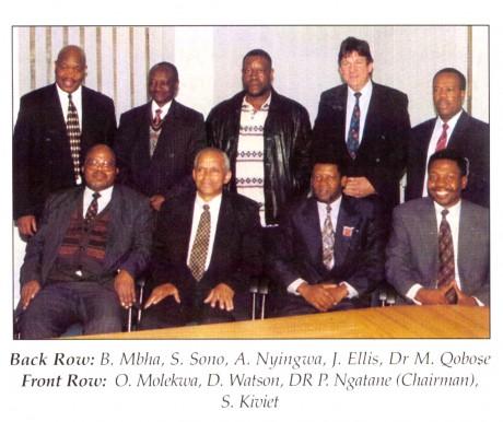 Gauteng boxing commission