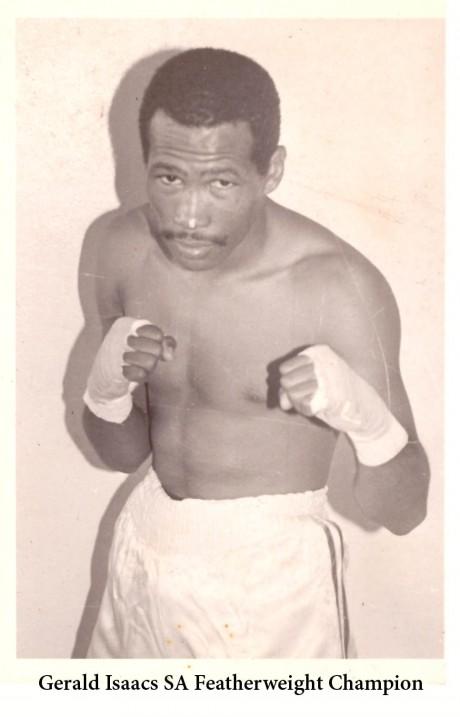 Gerald Isaacs SA Champ