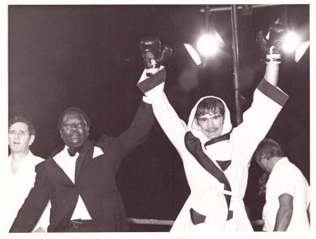 Harold VolbrechtTeenage Champion