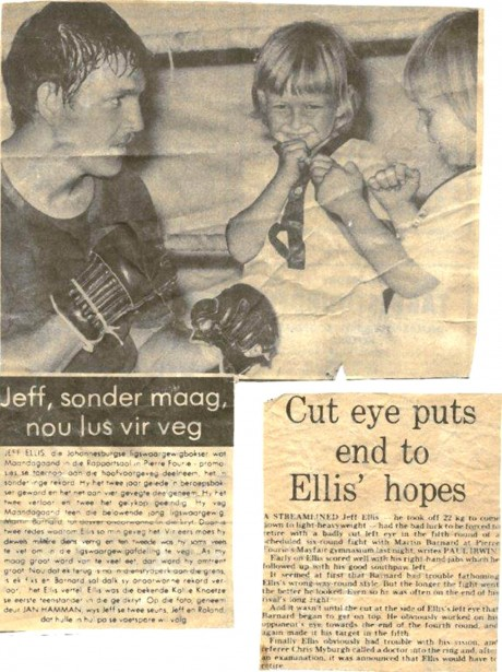 JEFF ELLIS AND SONS ROLAND AND JEFF