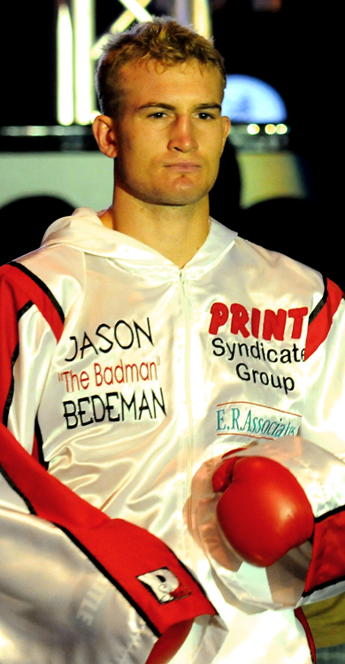 Jason Bedeman 'The Badman'