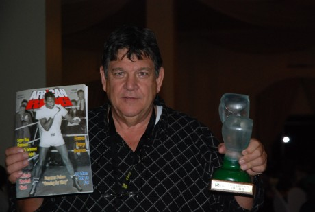 Jeff Ellis BSA award