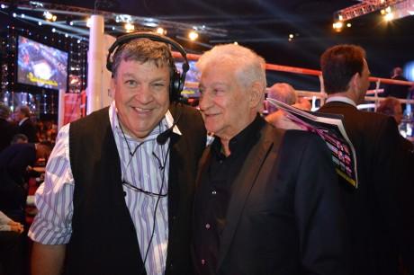 Jeff Ellis and Rodney Berman in Monte-Carlo 2