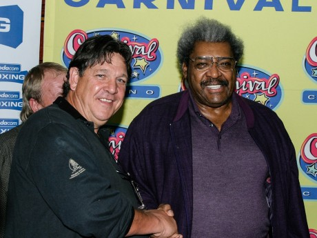 Jeff and Don King