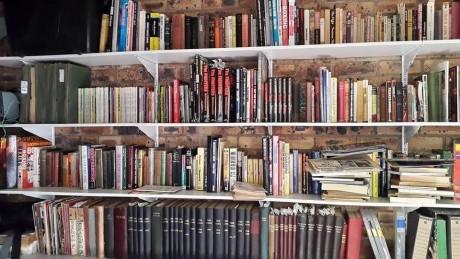 Jeff's books