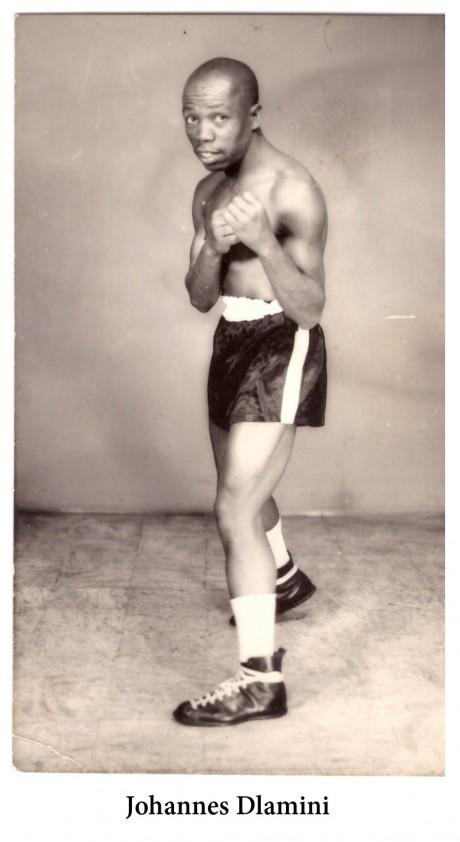 Johannes Dlamini