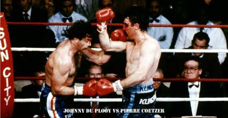 Johnny du Plooy vs Pierre Coetzer Camera Clicks