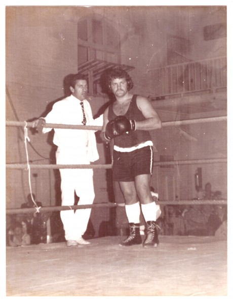 Marcel Shubach and Manie van Tonder