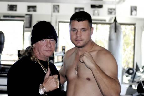 Nick Durandt and Deon Coetzee15