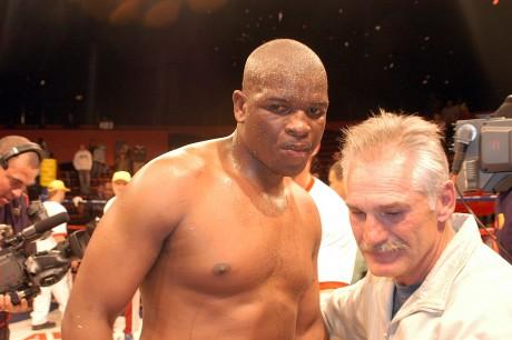 Osborne Machimana and Harold Volbrecht