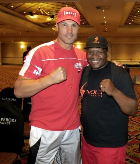 Peter Smith and Vuyani Bungu 130