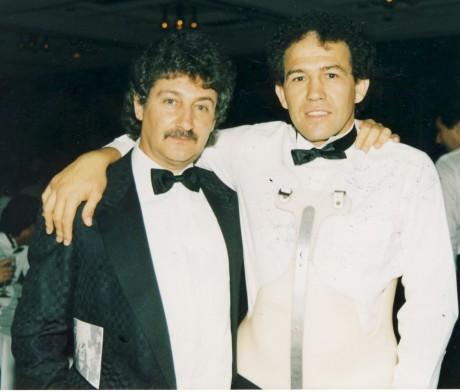 Rodney Berman & Charlie Weir