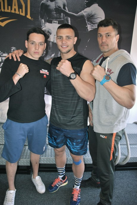 Rowen Campbell, Kevin Lerena, Peter Smith