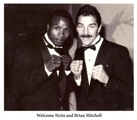 Welcome Ncita and Brian Mitchell