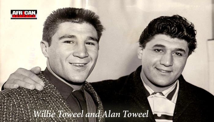 Willie Toweel and brother Alan Toweel copy
