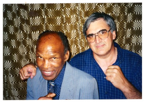 Andre with Ex-fighter