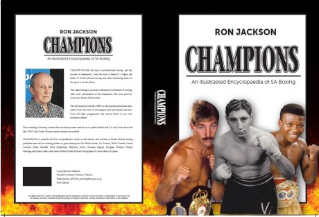 Champions Cover Ron Jackson
