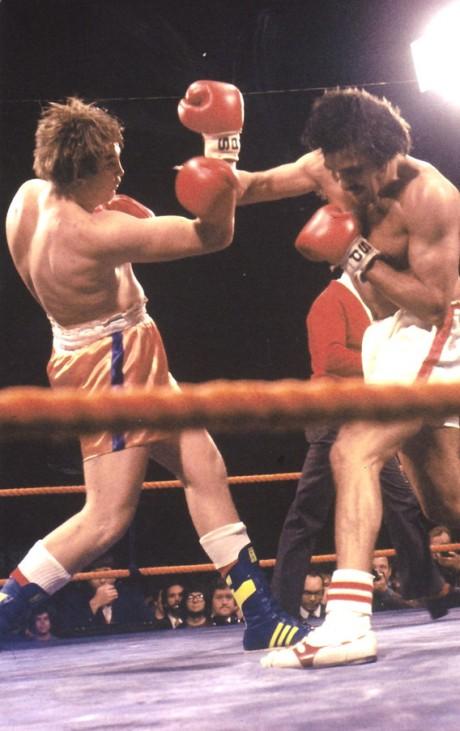 JIMMY ABBOTT VS ROBBIE WILLIAMS Aug 16, 1980