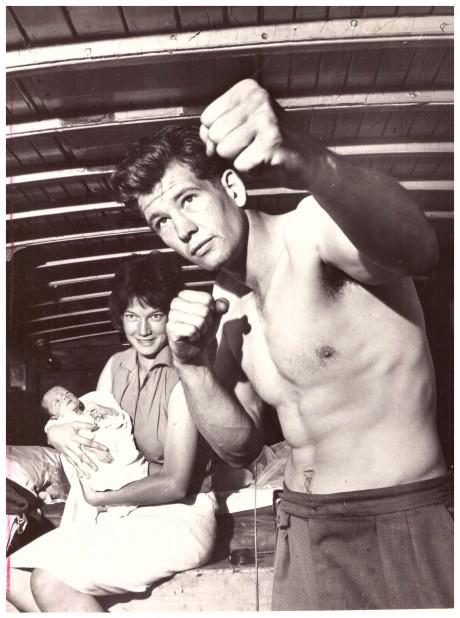 Stoffel Willemse SA Heavyweight Champion