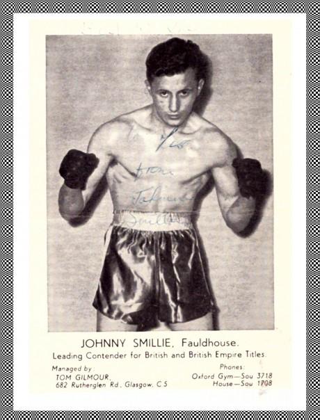Johnny Smillie afr
