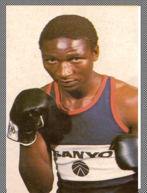 Ernest Moledi - African Ring