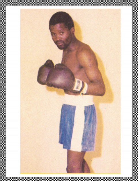 Guy Ratazayo - African Ring