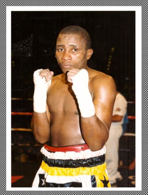 Innocent Mthalane - African Ring