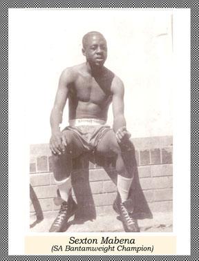 Sexton Mabena afr