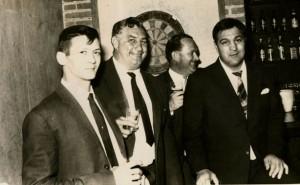 Bernie Taylor, Jack Ford, Rocky Marciano