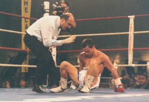 REF. STAN CHRISTODOULOU COUNTS OVER PHILLIP HOLIDAY