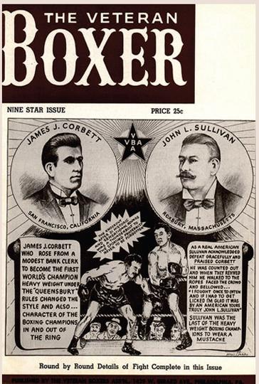 The Veteran Boxer - African Ring