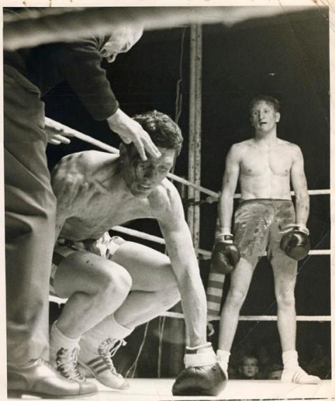 Jan Kies vs Johnny Wood - African Ring