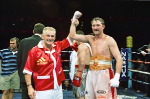 Andre Thysse Commonwealth Champion (3)